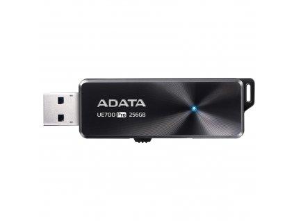 Flashdisk Adata UE700 PRO 256GB, USB 3.1, kovový, 360/180MB/s