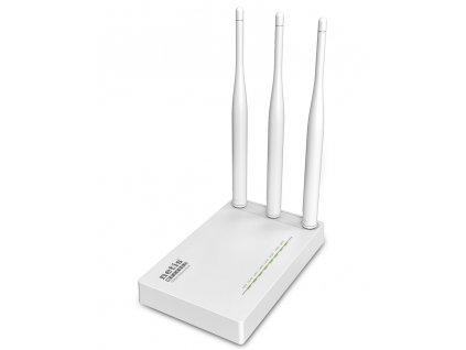 WiFi router Netis WF-2409E AP/Client/4x LAN/1x WAN/300 Mbps/ 3x 5dBi