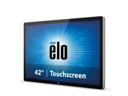 "Dotykový monitor ELO 4202L, 42"" LED zobrazovač, PCAP (10-Touch), USB, VGA/HDMI/DP, lesklý, ZB, šedý"