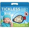 Ultrazvukový repelent TickLess Baby proti klíšťatům, béžový