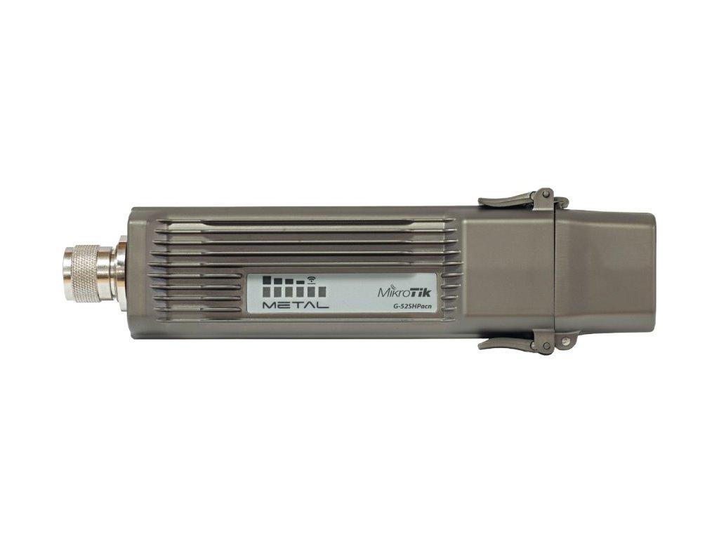 Vonkajšia jednotka Mikrotik Groove RBMetalG-52SHPacn 2.4/5GHz802.11a/b/g/n/ac, 1xGLAN, ROS L4