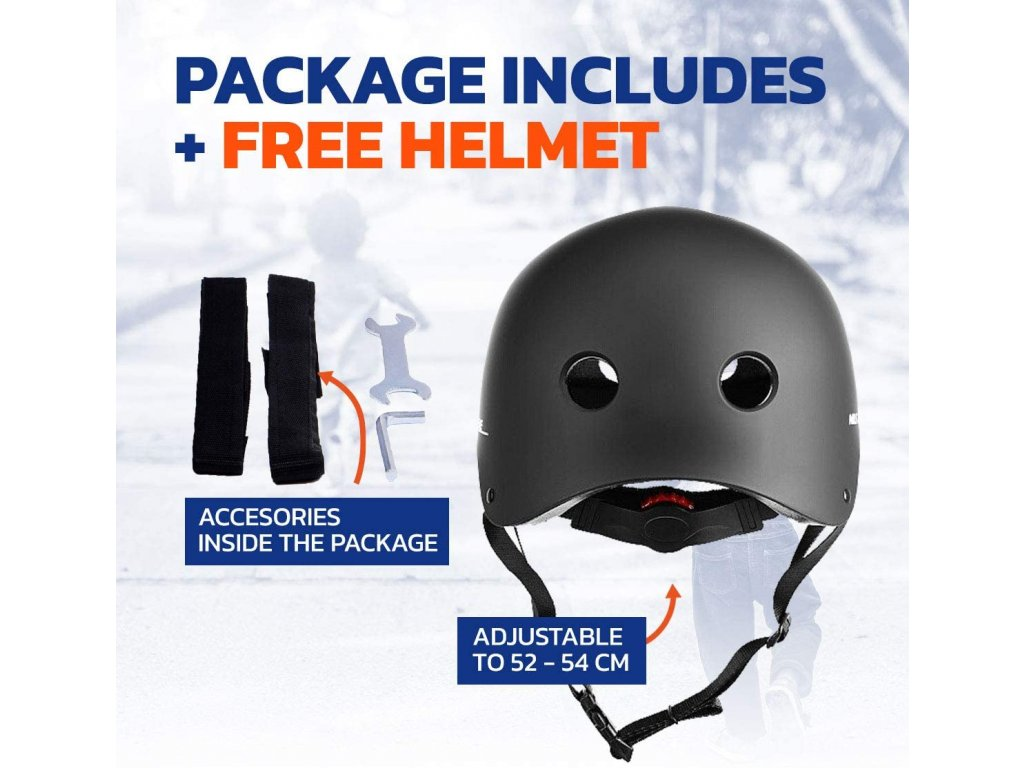 """Aboard hoverboard 6,5"""" Graffiti Bluetooth s hoverkartom (Prilba čierna prilba)"""