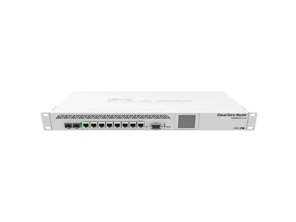 Router Mikrotik CCR1009-7G-1C-1S+ 8x GLan, 1x SFP, 1xSFP+ rack