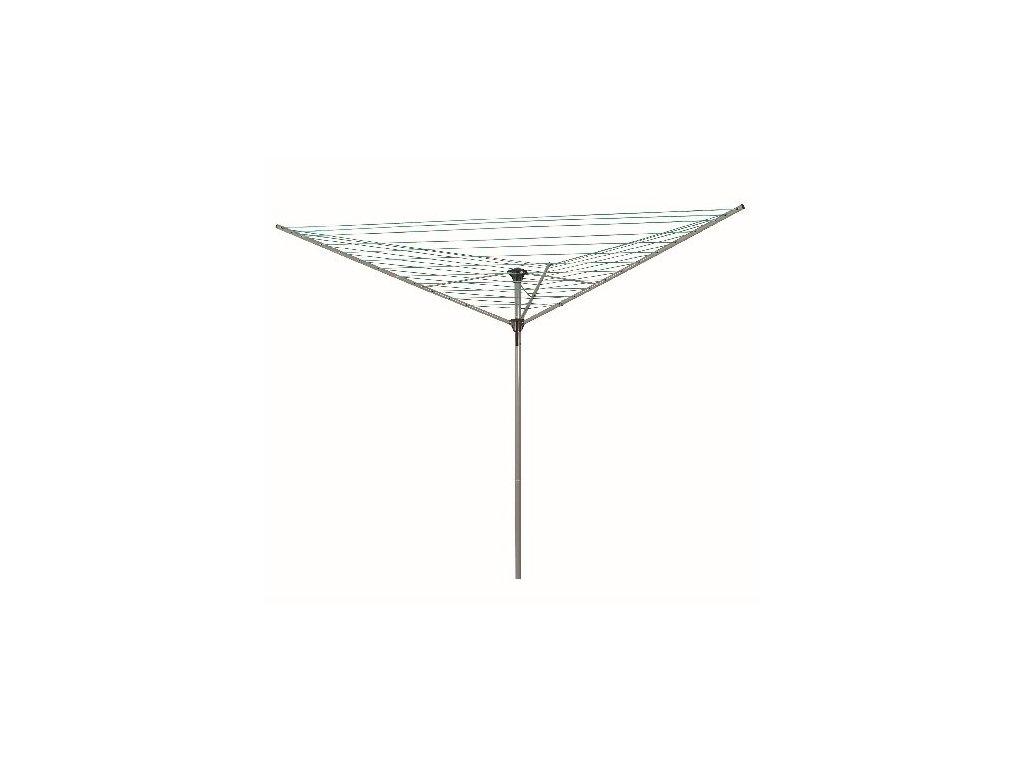 Sušiak rozkladací zahradní 40m, 192x168x195 cm
