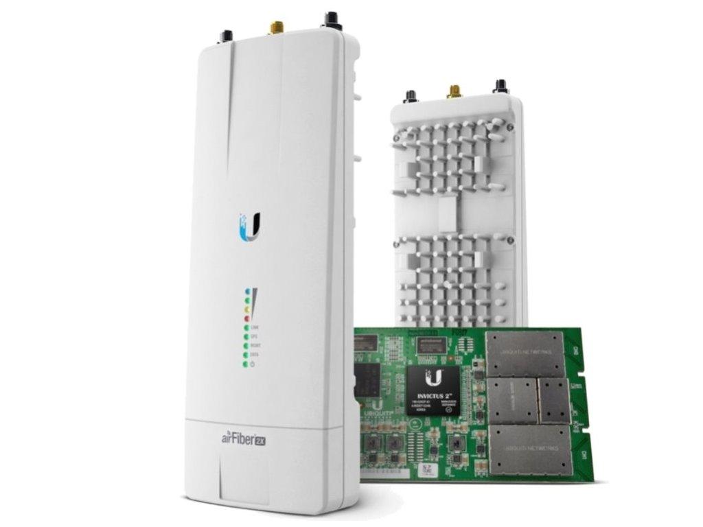 Vonkajšia jednotka Ubiquiti Networks AirFiber AF-2X 500Mbps+ Backhaul, 2.4 GHz (cena za kus)