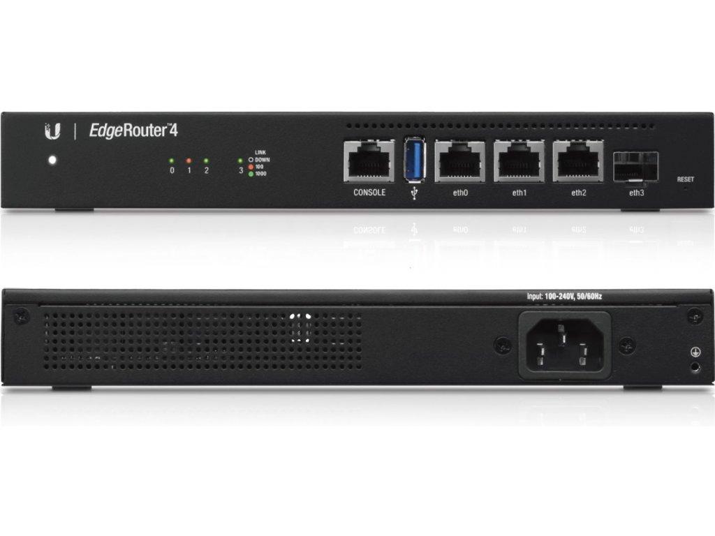 Router Ubiquiti Networks EdgeRouter 4x GLAN