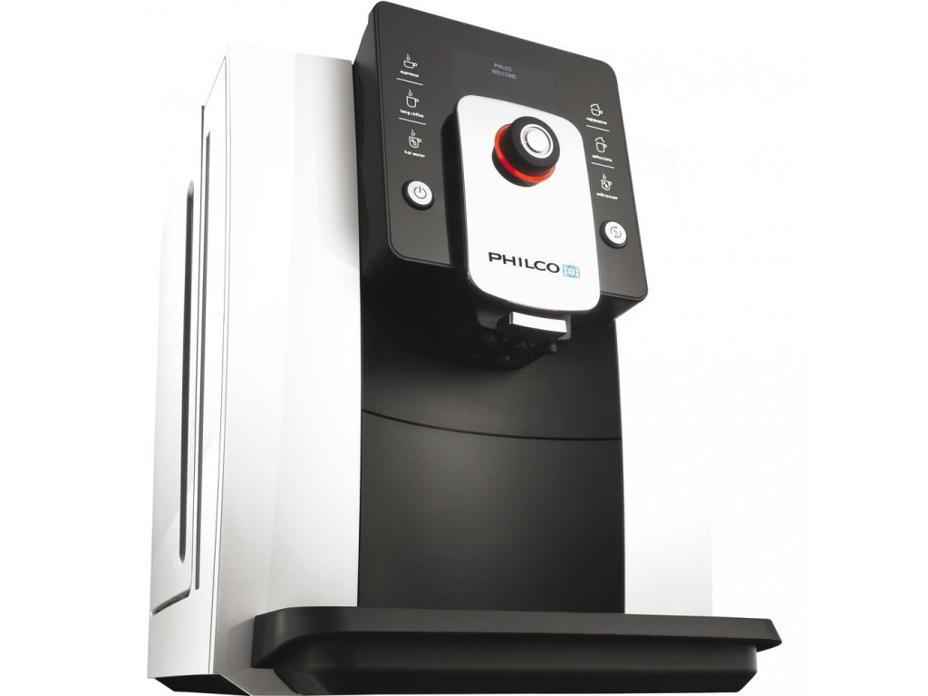 Espresso Philco PHEM 1000 automatické čierno-biela