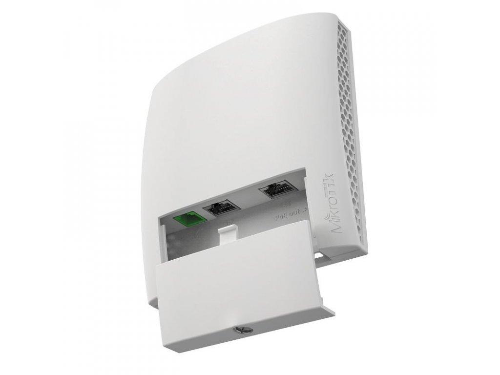 WiFi router Mikrotik RBwsAP ac lite ROS L4, bez nap. adaptéru