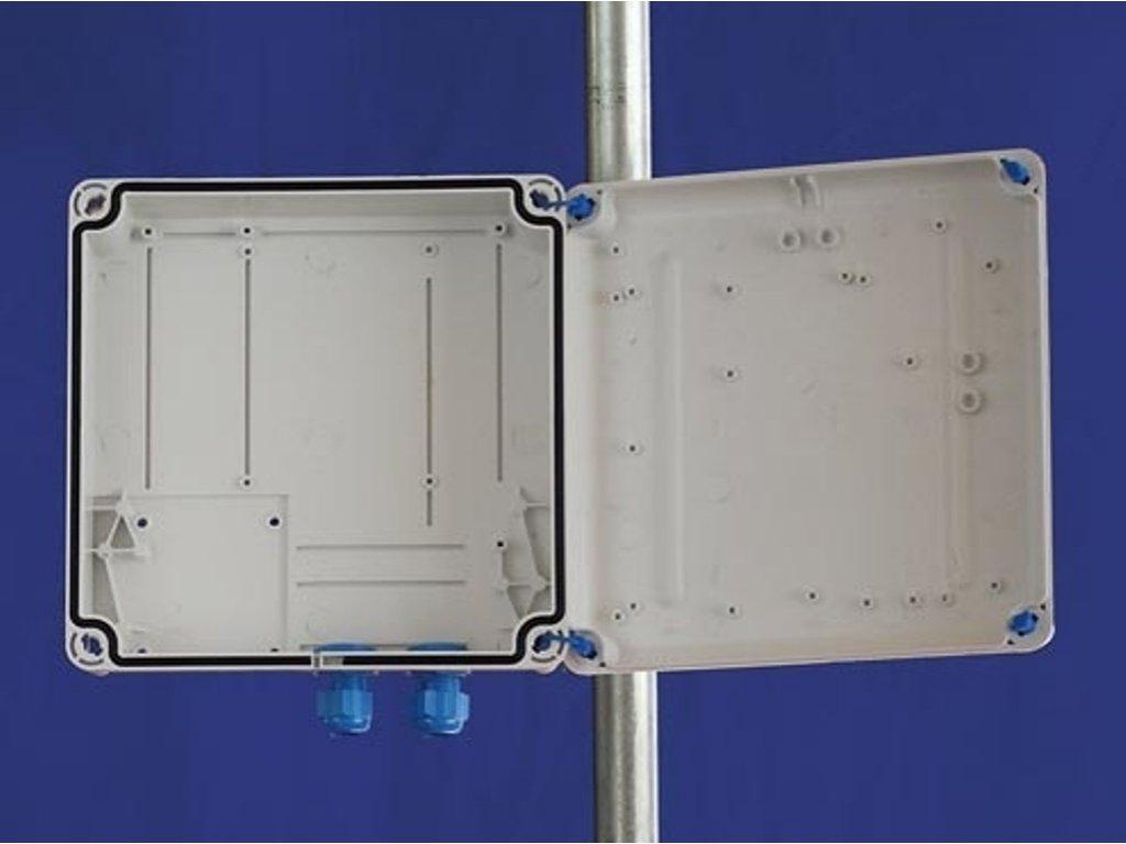 Outdoor box J&J Jirous GentleBOX JE-300 • na stožár pro venkovní instalace
