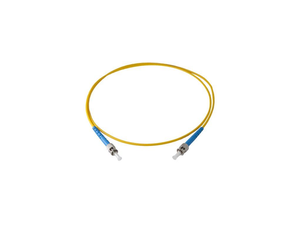 Patch kábel optický simplex ST-ST 09/125 5m SM