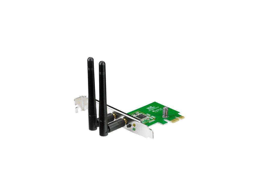 Sieťová karta Asus PCE-N15 Wireless PCI-E card802.11n, 300Mbps (2T2R)