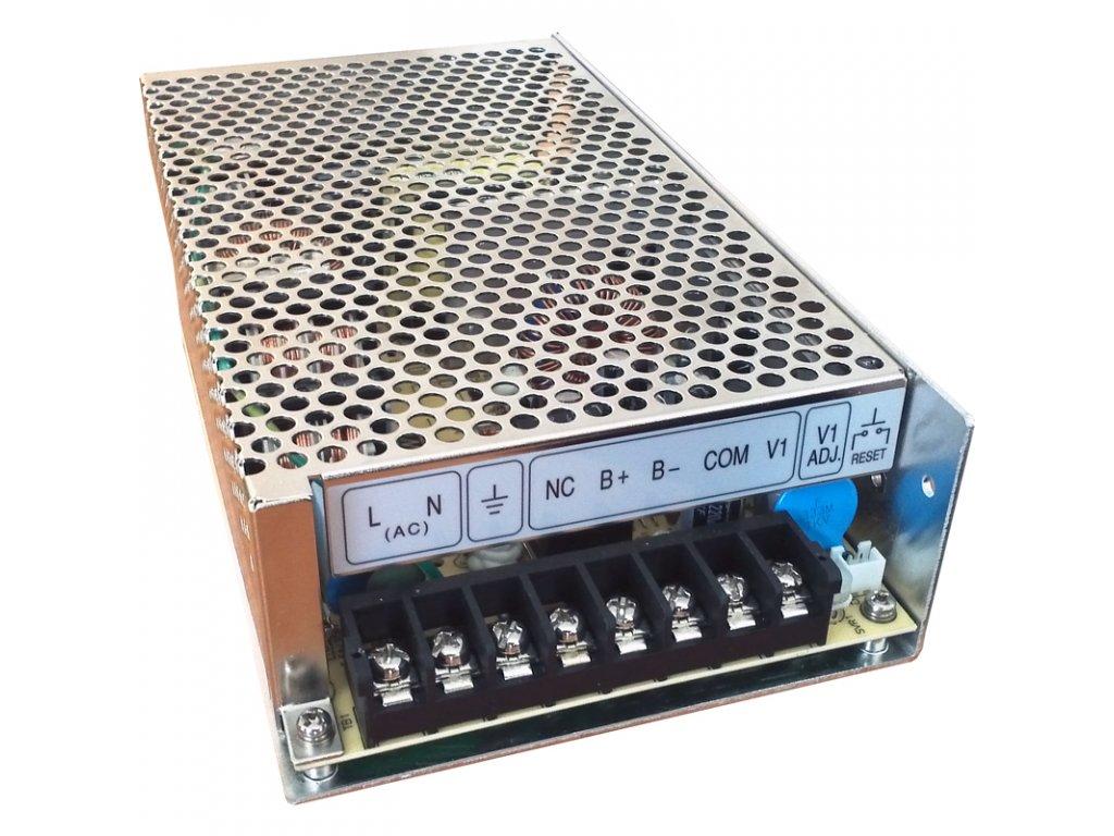 Zdroj Mean Well AD-155A průmyslový napájecí 12-14,5V (155W) se zálohovací funkcí