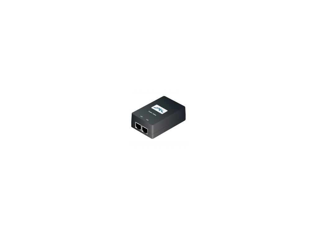 POE Ubiquiti Networks POE-24 Gigabit adapter 24V/1A (24W), včetně napájecího kabelu