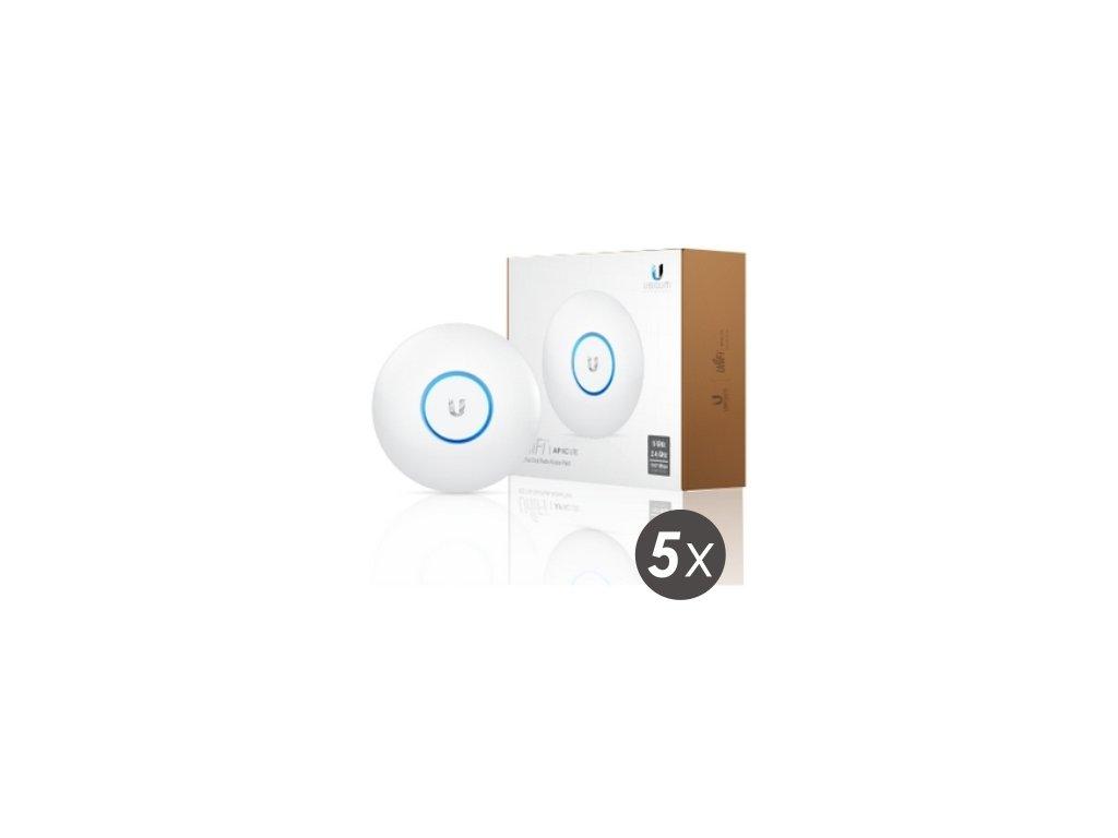 WiFi router Ubiquiti Networks UniFi AP AC Long Range stropní, 2.4/5GHz, 5-Pack