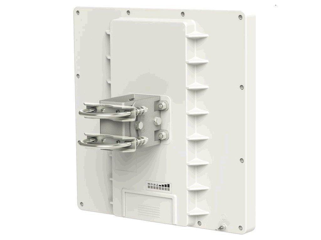 Vonkajšia jednotka Mikrotik RouterBOARD RB911G-5HPacD-QRT 5ac QRT 5 ac, 802.11ac HP, 24dbi dual, 5GHz, ROS L4, GPOE, GLA