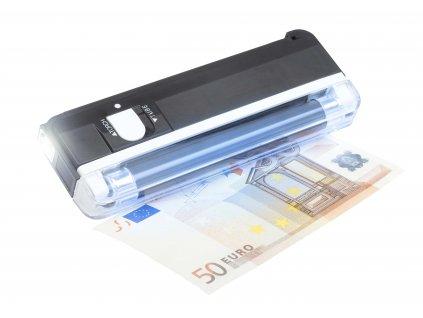 Detektor padělků Genie MD119, UV, na kontrolu pravosti bankoviek
