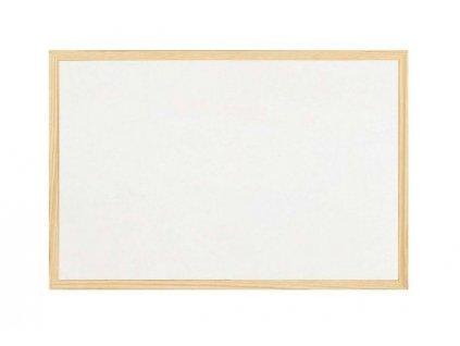 biela magnetická tabula ECONOMIC 30x40 cm