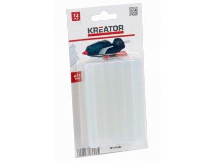 Lepiace tyčinky Kreator KRT310003 11 mm, 12ks