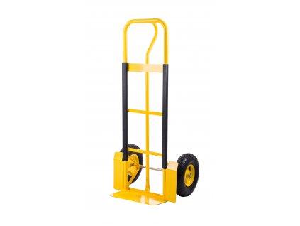 Rudla G21 Profi, 300 kg, nafukovacie kolesá, žltá
