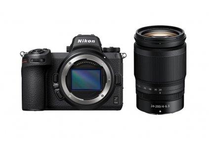 Digitálny fotoaparát Nikon Z6 II + NIKKOR Z 24–200 mm f/4–6,3 VR