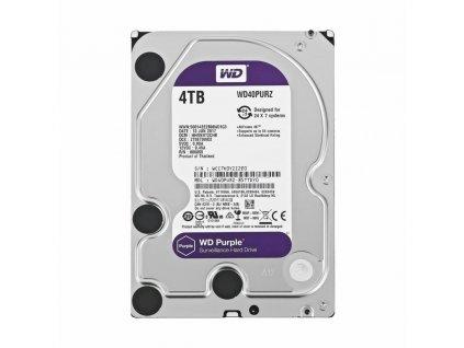 Western Digital Purple HDD 4TB