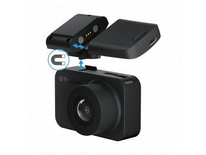 Kamera TrueCam M9 GPS 2.5K (s detekciou radarov)