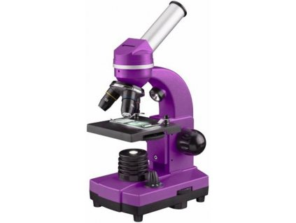 Mikroskop Bresser Junior Student Biolux SEL purple