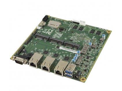 Doska PC Engines APU.2E4 system board, 4GB RAM / 3 GigE / 2 miniPCIE / mSATA / USB / RTC battery