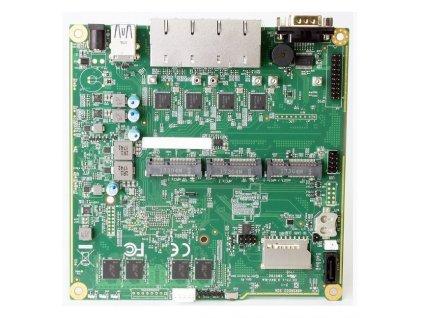 Doska PC Engines APU.4D4 system board (GX-412TC quad core / 4GB / 4 Intel GigE)