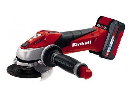 Uhlová brúska Einhell TE-AG 18/115 Li Kit Expert Plus