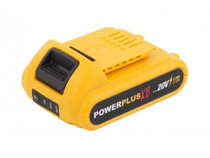 Batéria Powerplus POWXB90030 20 V, 2 Ah