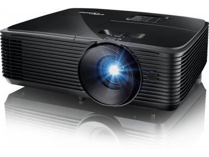 Projektor Optoma HD146X DLP, FULL 3D, FHD, 3 600 ANSI, 30 000:1, HDMI, 2W repro