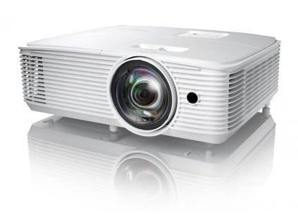 Projektor Optoma W309ST DLP, FULL 3D, WXGA, 3 800 ANSI, 25 000:1, 16:10, HDMI, VGA, RS232