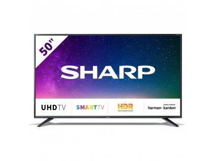 Televízor Sharp 50BJ2E SMART UHD