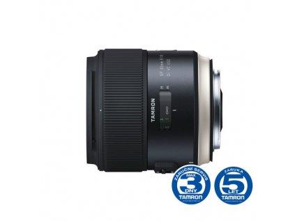 Objektív Tamron SP 45mm F/1.8 Di VC USD pro Nikon, rozbaleno
