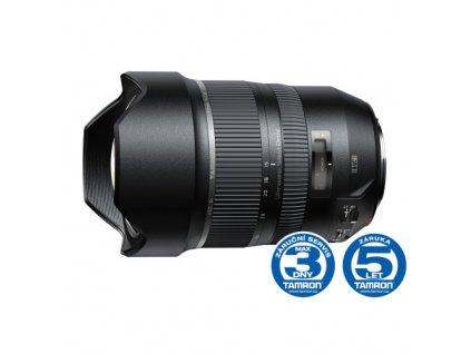 Objektív Tamron SP 15-30mm F/2.8 Di VC USD pro Nikon, rozbaleno