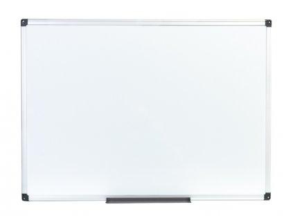 Tabule Classic ALFA magnetická White 90 x 120 cm, lakovaný povrch, hliníkový rám