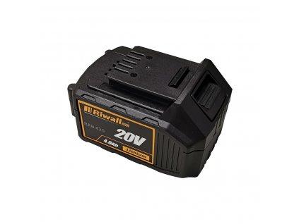 Batéria Riwall PRO RAB 420 (20 V, 4 Ah)