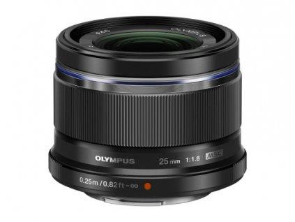 Objektív Olympus ES-M2518 black