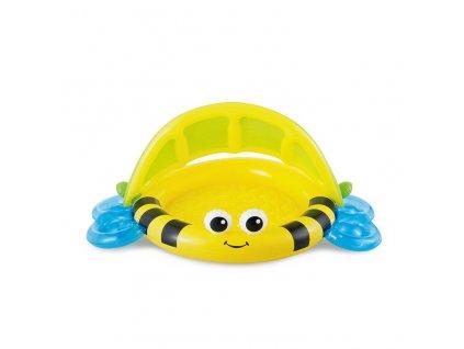 Bazén MAC TOYS nafukovacie so strieškou