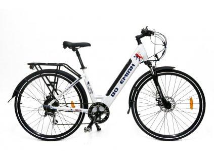 Elektrobicykel Spirit Bohemian Sport biela 17Ah