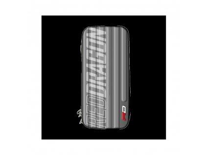 Puzdro na šípky RedDragon Monza, sivé