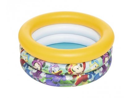 Bazén Bestway nafukovací malý - Mickey/Minnie, priemer 70 cm, výška 30 cm