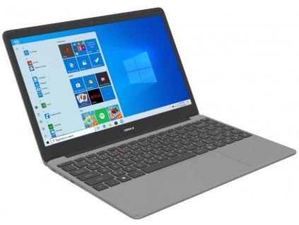 "Notebook Umax VisionBook 14Wr 14.1"" FHD IPS, N4020, 4GB, 64GB Flash + SSD M.2 slot, mini HDMI, W10 Pro, šedý"