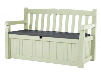 Záhradná lavica Keter Eden Garden Bench 265L béžová