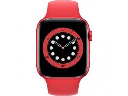 Hodinky Apple Watch Series 6, 40 mm, červená