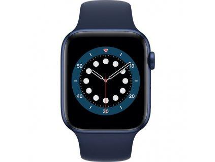 Hodinky Apple Watch Series 6, 40 mm, modrý hliník