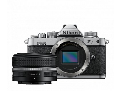 Digitálny fotoaparát Nikon Z fc + 28 mm f/2,8 SE