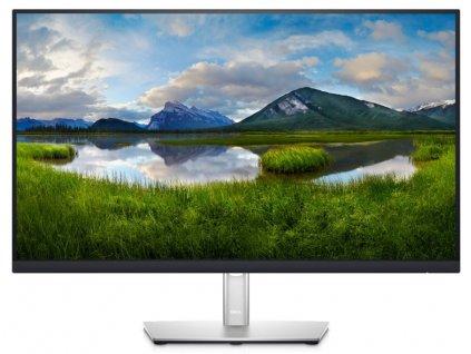 "Monitor Dell P2721Q 27"" UHD IPS, 3840x2160, 1000:1, 8ms, USB-C,USB, DP, HDMI, Pivot, čierny, 3Y NBD"