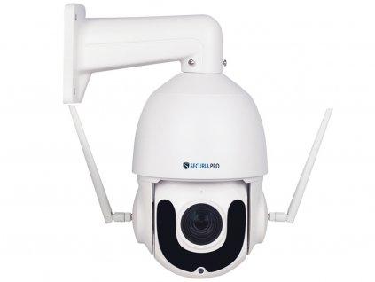 24374 securia pro ip 2mp ptz wifi kamera dome n398tz 200w 18x